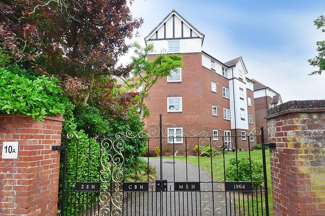 Thumbnail Flat for sale in Granville Road, Eastbourne