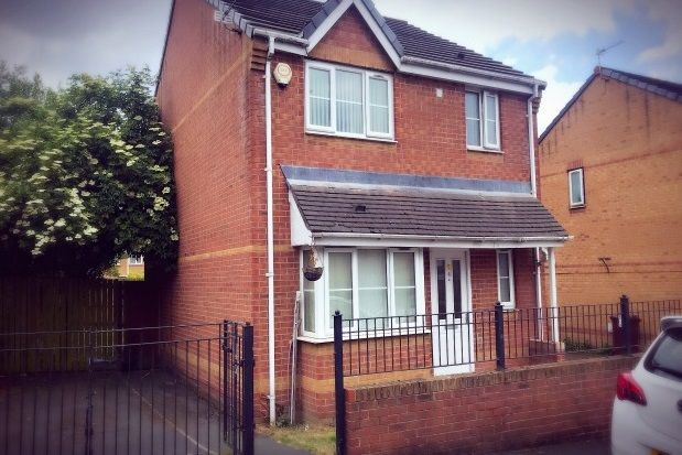 Thumbnail Property to rent in Stonefield Drive, Cheetham Hill