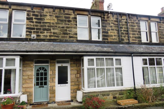 Thumbnail Terraced house to rent in Wharfedale Place, Harrogate