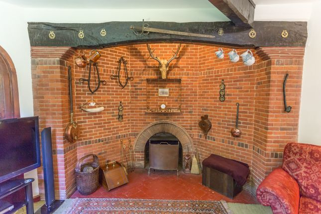 Fireplace of Unique Character. Ascot, Berkshire SL5