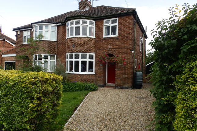 Thumbnail Semi-detached house to rent in Alwyne Drive, York