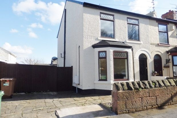 Thumbnail Semi-detached house to rent in Poll Hill Road, Heswall, Wirral
