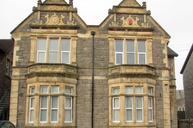 Thumbnail Flat to rent in Beaconsfield Road, Weston-Super-Mare