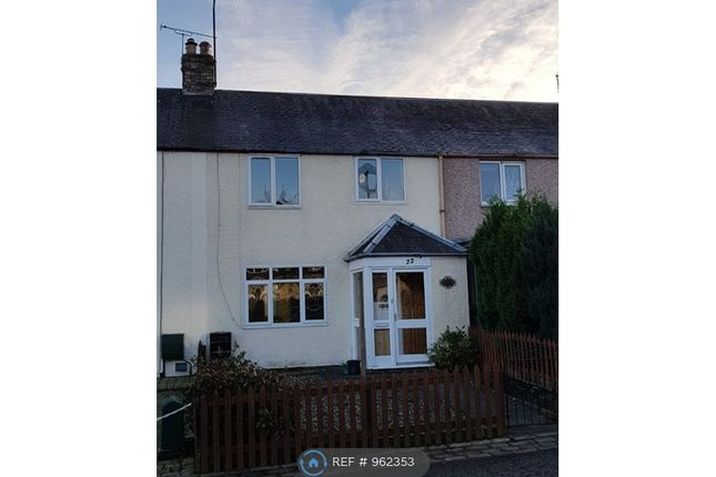 3 bed terraced house to rent in Eden Road, Ednam, Kelso TD5