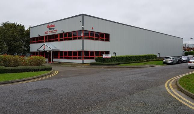 Thumbnail Light industrial for sale in 6 Fitzhamon Court, Wolverton Mill, Milton Keynes