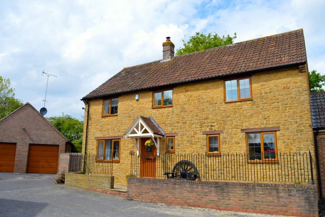 Thumbnail Detached house for sale in Abbots Meade, Yeovil