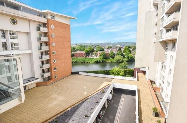 Thumbnail Flat for sale in Nice House, Hansen Court, Heol Glan Rheidiol, Cardiff