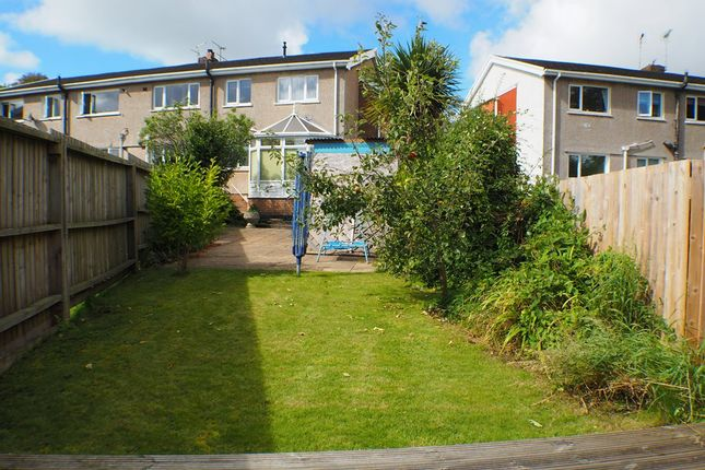 Thumbnail Flat to rent in Dolgoy Close, West Cross, Swansea