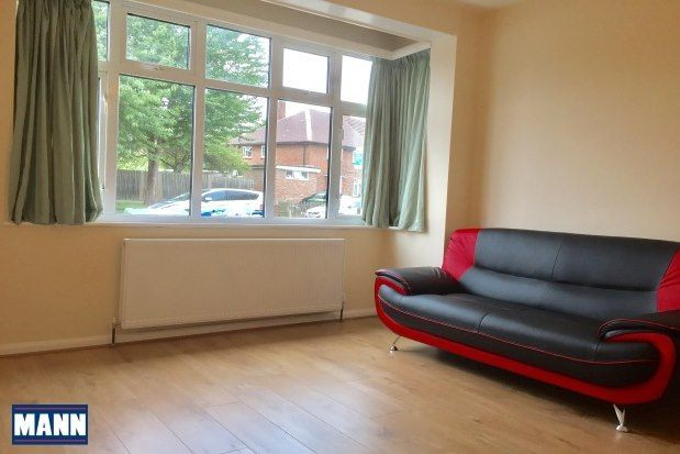 Thumbnail Property to rent in Restons Crescent, London
