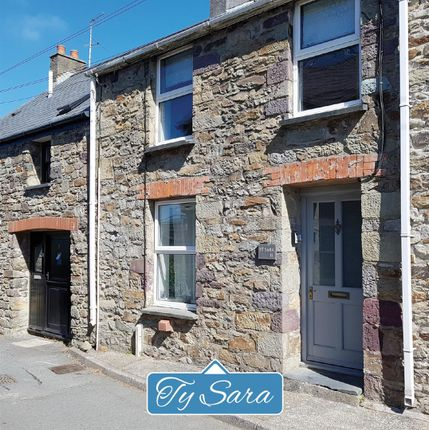Thumbnail Cottage for sale in Bryn Road, St. Davids, Haverfordwest