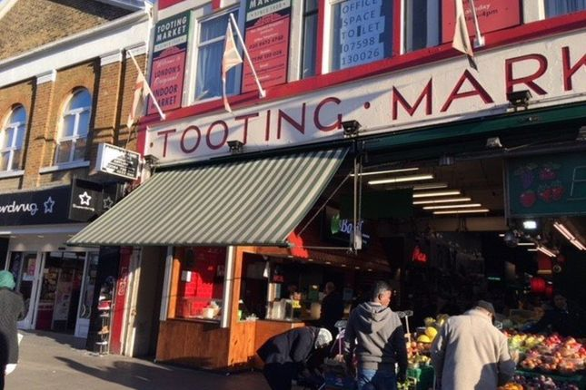 Thumbnail Office to let in Tooting Market, Tooting High Street, London