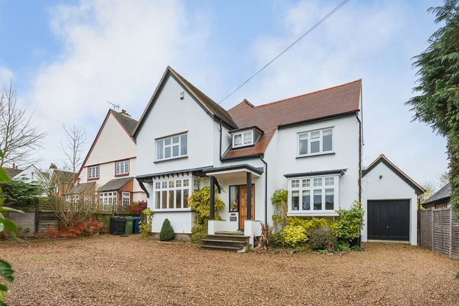 Thumbnail Detached house to rent in Kingsway, Chalfont St. Peter, Gerrards Cross