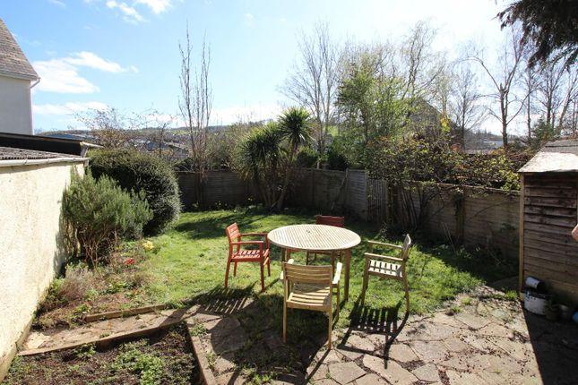 Garden of Chapel Street, Tiverton EX16