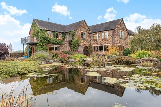 Thumbnail Detached house for sale in Ranters Bank, Far Forest, Kidderminster