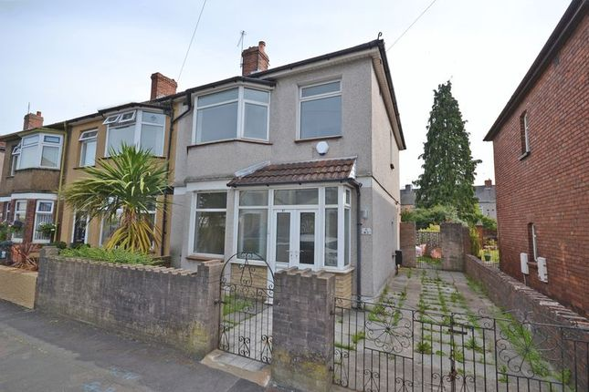 Thumbnail Semi-detached house to rent in Renovated Semi-Detached House, Balmoral Road, Newport