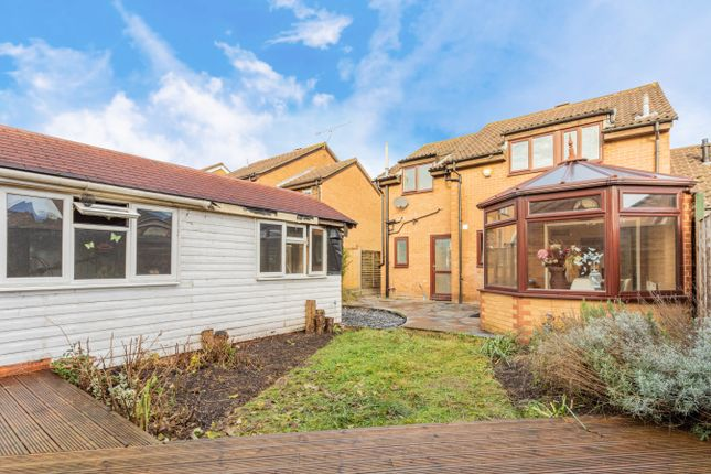 4 bed detached house for sale in Hawkedon Way, Lower Earley, Reading RG6