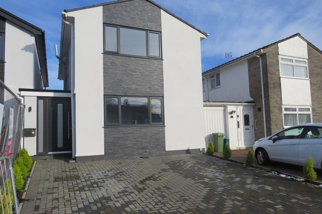 Thumbnail Link-detached house for sale in Forest Hills Drive, Talbot Green, Pontyclun