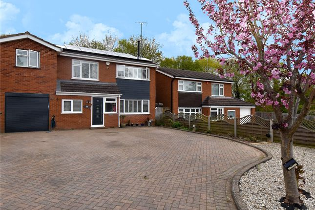 Thumbnail Detached house for sale in Foredrift Close Southcrest, Redditch