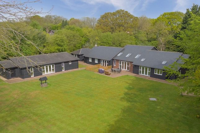 Thumbnail Bungalow for sale in Millfield Lane, Little Hadham, Ware