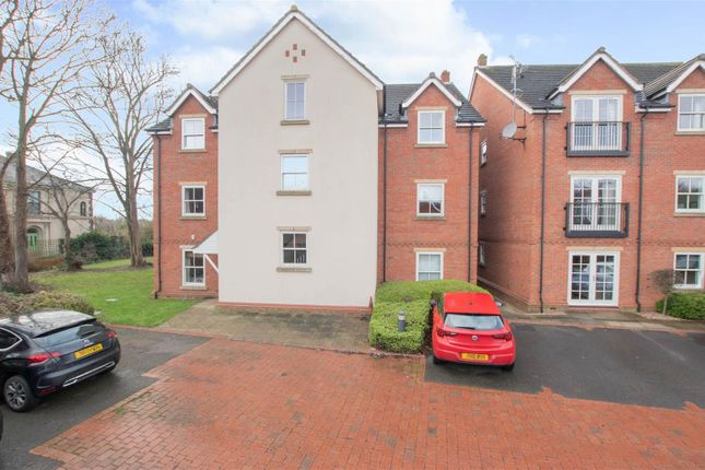 Thumbnail Flat for sale in Manor House Close, Wilford, Nottingham