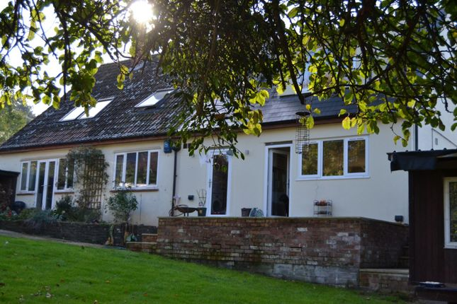 Thumbnail Detached house for sale in 98 Trull Road, Taunton