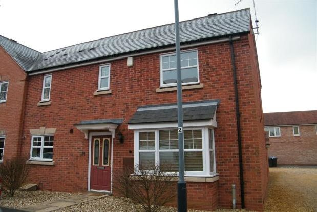 Thumbnail Property to rent in Wordsworth Avenue, Stratford-Upon-Avon
