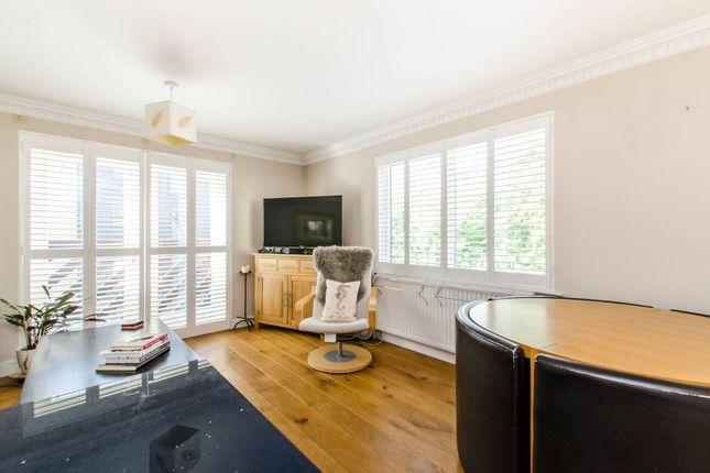 Thumbnail Maisonette to rent in Bridge Wharf Road, Isleworth