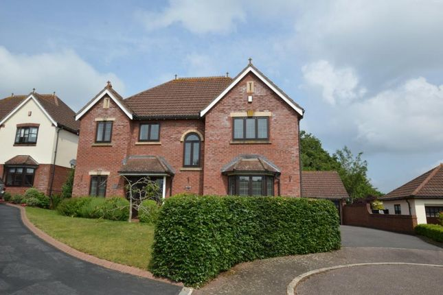Thumbnail Detached house for sale in Lethbridge Park, Bishops Lydeard, Taunton, Somerset