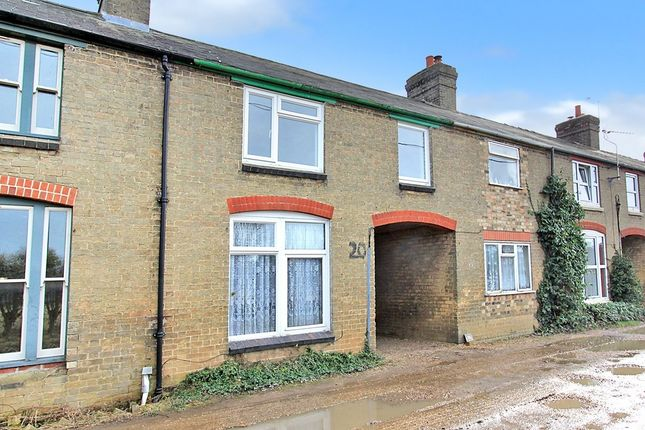Thumbnail Terraced house for sale in Rook Grove, Willingham, Cambridge