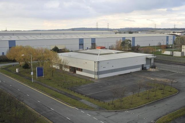 Thumbnail Light industrial to let in Unit 50, Third Avenue, Deeside Industrial Park East, Deeside, Flintshire
