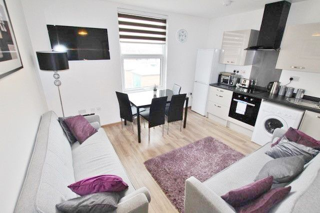 Thumbnail Flat to rent in Custom House, 17 Rawmarsh Hill, Rotherham, South Yorkshire