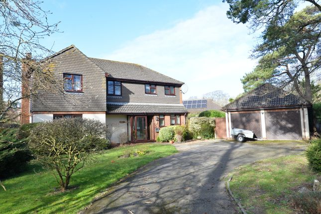 Detached house for sale in Otters Walk, New Milton
