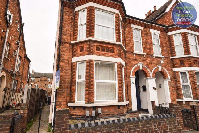 Thumbnail Flat to rent in Rutland Road, Bedford