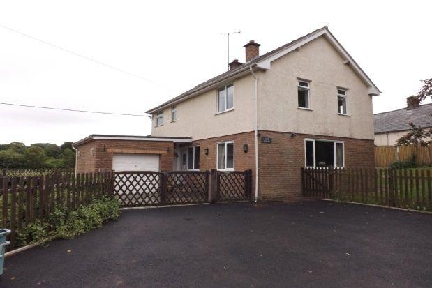 Thumbnail Property to rent in Llansannan, Denbigh
