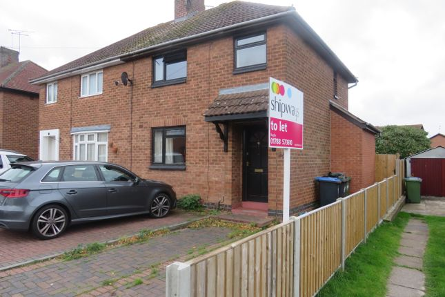 Thumbnail Property to rent in Bucknill Crescent, Hillmorton, Rugby