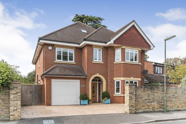 5 bed detached house for sale in Highfield Road, West Byfleet KT14