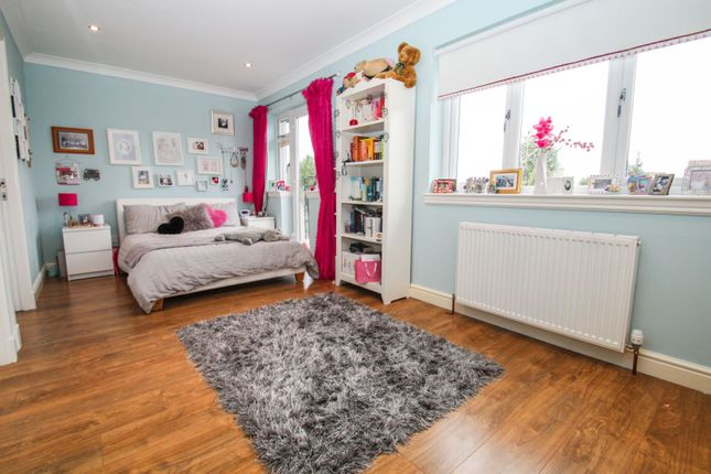 Bedroom Two of Troon Gardens, Glasgow G68