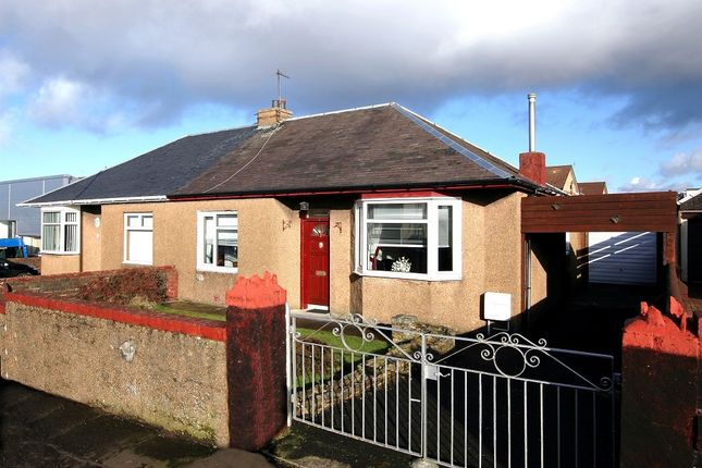 Thumbnail Semi-detached bungalow for sale in Galloway Avenue, Ayr