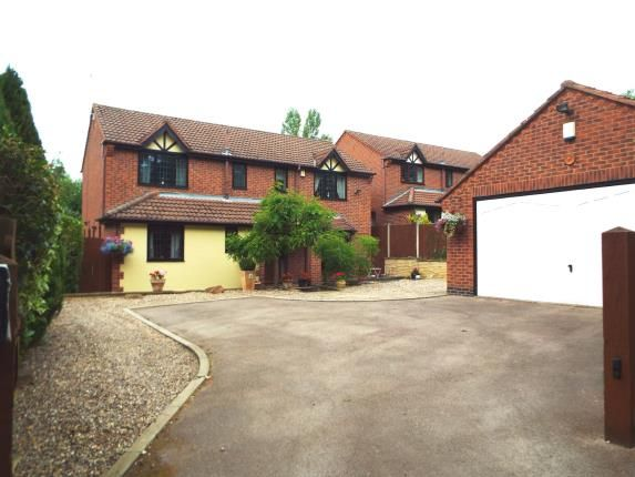 Thumbnail Detached house for sale in Bilborough Road, Trowell Moor, Nottingham, Nottinghamshire