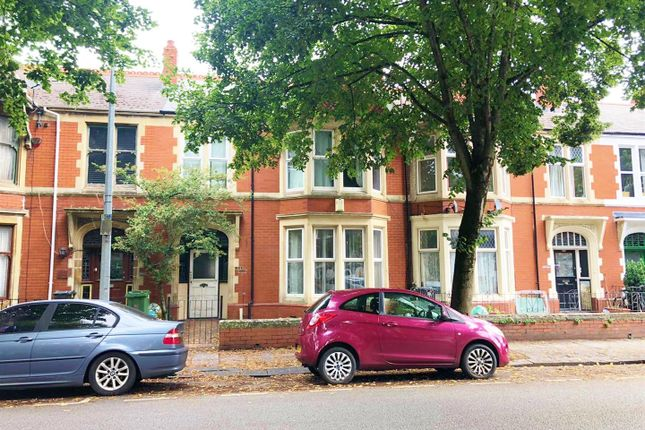 Thumbnail Terraced house for sale in Albany Road, Roath, Cardiff