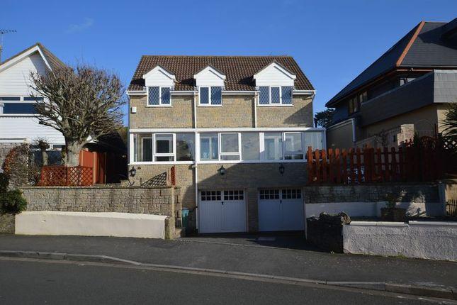 Thumbnail Detached house for sale in Burnham Drive, Bleadon Hill, Weston-Super-Mare