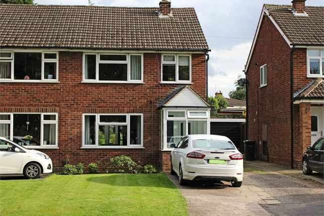 Thumbnail Semi-detached house for sale in Tamworth Road, Amington, Tamworth, Staffordshire