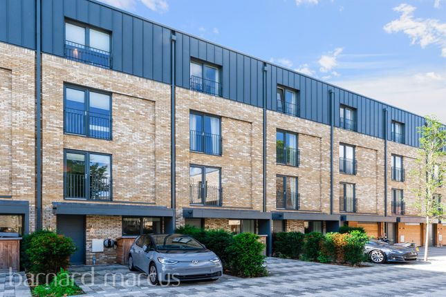 Thumbnail Town house for sale in Beatrice Place, London