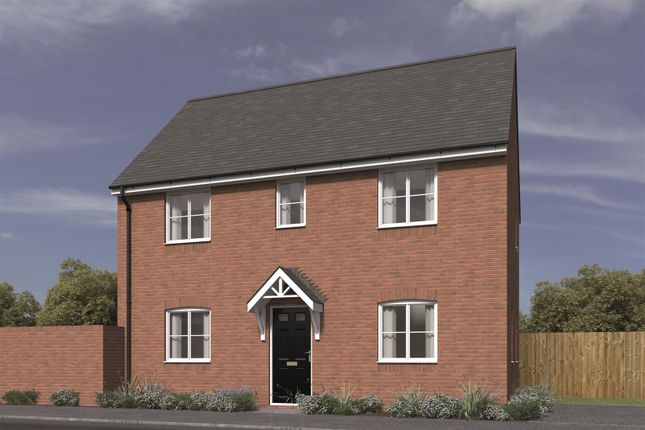"""3 bed detached house for sale in Plot 147 St Mary's Place """"The Sinclair"""", Kidderminster DY10"""