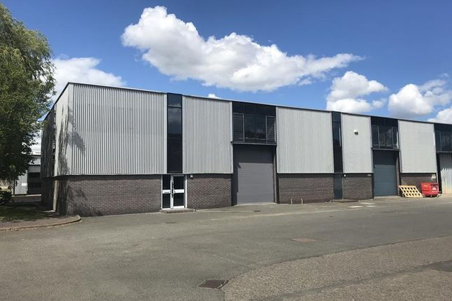 Thumbnail Light industrial to let in Kingsway Trade Park, Team Valley Trading Estate, Gateshead, Tyne & Wear