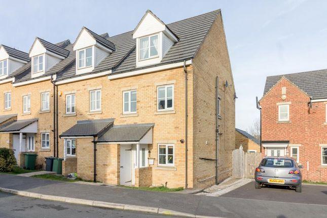 Thumbnail End terrace house for sale in Hawthorn Lane, Cleckheaton