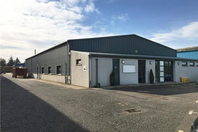 Thumbnail Light industrial to let in Unit 2, Woodside Road, Bridge Of Don, Aberdeen