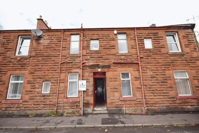 Flat for sale in King Street, Newmilns
