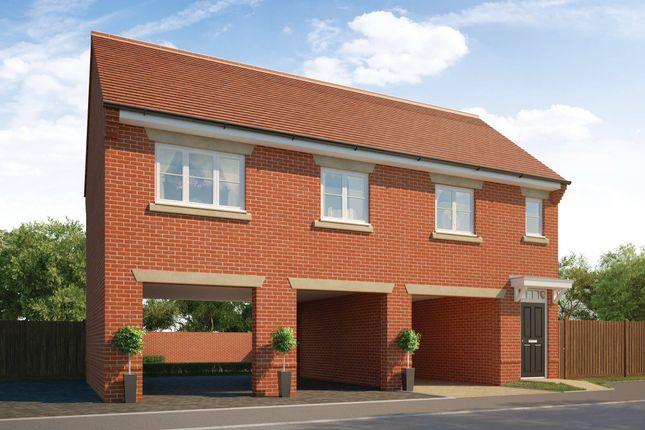 Thumbnail Flat for sale in Queen's Avenue, Aldershot, Hampshire