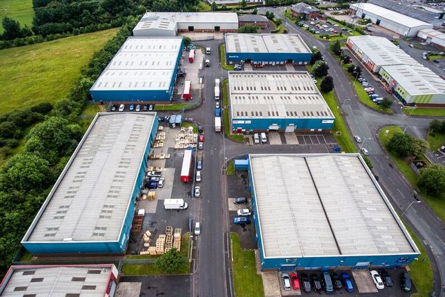 Thumbnail Industrial to let in Unit 3 Hurst Business Park Estate, Navigation Drive, Dudley